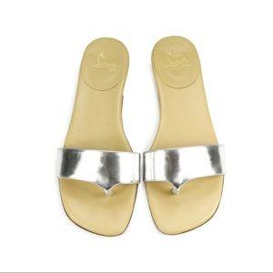 Christian Louboutin Hampton Leather Sandals